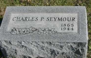 SEYMOUR, CHARLES P - Hocking County, Ohio | CHARLES P SEYMOUR - Ohio Gravestone Photos
