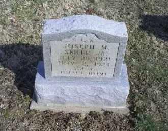SMITH, JOSEPH M. JR. - Hocking County, Ohio   JOSEPH M. JR. SMITH - Ohio Gravestone Photos
