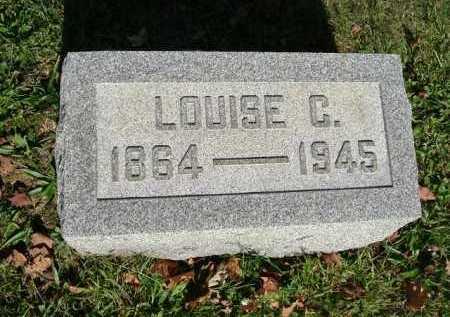 STEDEM, LOUISE C. - Hocking County, Ohio | LOUISE C. STEDEM - Ohio Gravestone Photos