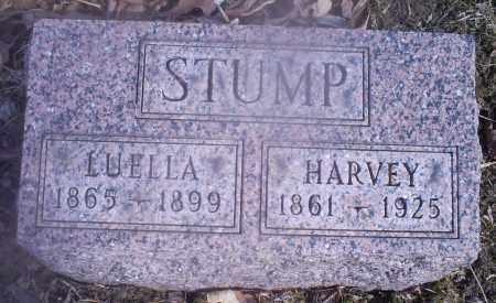 STUMP, HARVEY - Hocking County, Ohio | HARVEY STUMP - Ohio Gravestone Photos