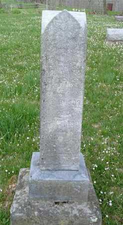 VORIS, FRANCIS A. - Hocking County, Ohio | FRANCIS A. VORIS - Ohio Gravestone Photos