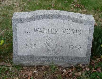 VORIS, JOHN WALTER - Hocking County, Ohio   JOHN WALTER VORIS - Ohio Gravestone Photos