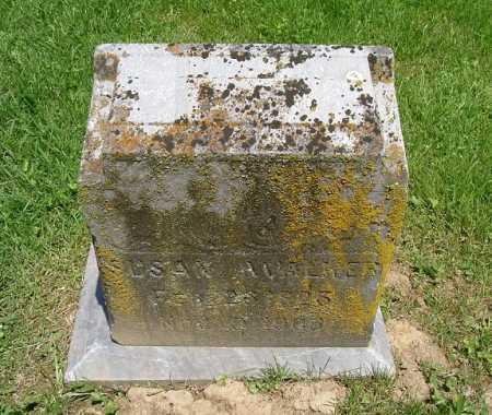 WALKER, SUSAN - Hocking County, Ohio | SUSAN WALKER - Ohio Gravestone Photos
