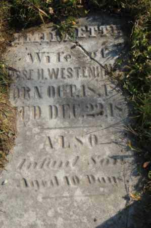 WESTENHAVER, EMIRAETTE - Hocking County, Ohio   EMIRAETTE WESTENHAVER - Ohio Gravestone Photos