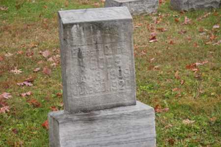 WOODS, EVERETT CLINTON - Hocking County, Ohio   EVERETT CLINTON WOODS - Ohio Gravestone Photos