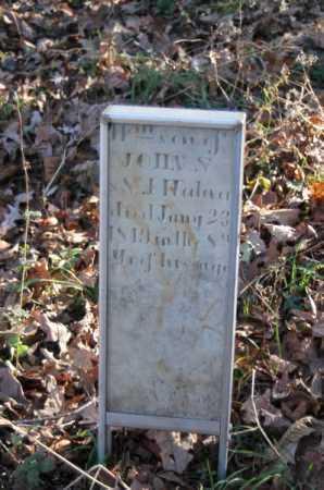 WOOLEVER, WILLIAM - Hocking County, Ohio | WILLIAM WOOLEVER - Ohio Gravestone Photos