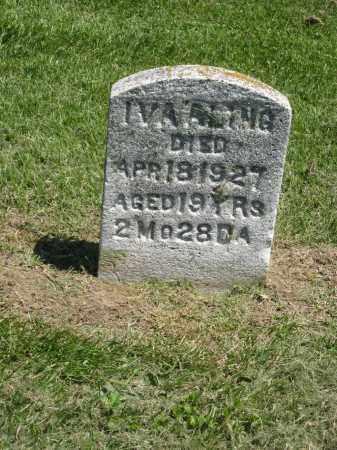 ALING, IVA - Holmes County, Ohio   IVA ALING - Ohio Gravestone Photos