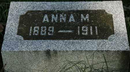 ARNOLD, ANNA M. - Holmes County, Ohio | ANNA M. ARNOLD - Ohio Gravestone Photos