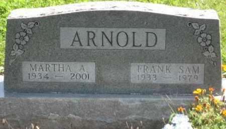 ARNOLD, FRANK SAM - Holmes County, Ohio | FRANK SAM ARNOLD - Ohio Gravestone Photos