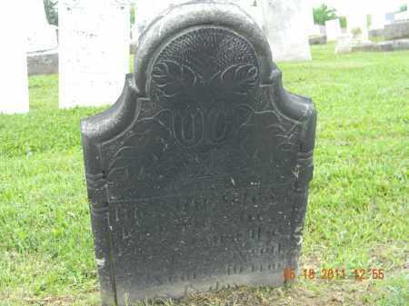 ASHTON, RICHARD - Holmes County, Ohio | RICHARD ASHTON - Ohio Gravestone Photos