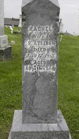 ATKISON, RACHEL - Holmes County, Ohio | RACHEL ATKISON - Ohio Gravestone Photos