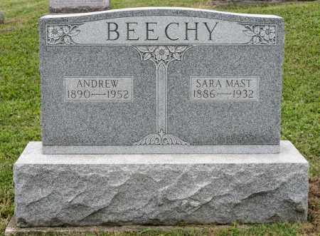 BEECHY, SARA - Holmes County, Ohio | SARA BEECHY - Ohio Gravestone Photos