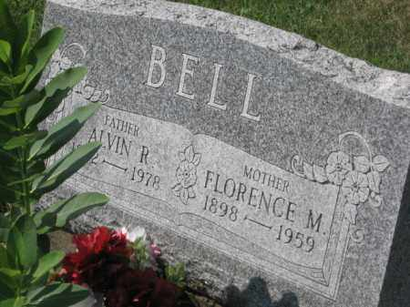 BELL, FLORENCE M. - Holmes County, Ohio | FLORENCE M. BELL - Ohio Gravestone Photos
