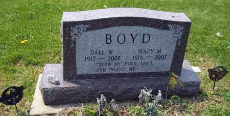 BOYD, DALE W - Holmes County, Ohio | DALE W BOYD - Ohio Gravestone Photos