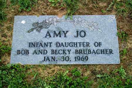 BRUBACHER, AMY JO - Holmes County, Ohio | AMY JO BRUBACHER - Ohio Gravestone Photos
