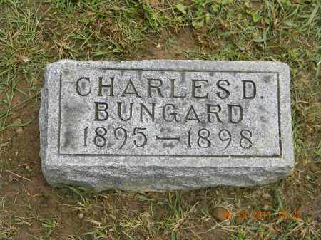 BUNGARD, CHARLES D. - Holmes County, Ohio   CHARLES D. BUNGARD - Ohio Gravestone Photos