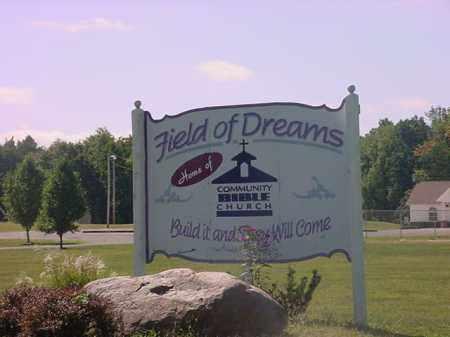 CEMETERY, FIELD OF DREAMS - Holmes County, Ohio   FIELD OF DREAMS CEMETERY - Ohio Gravestone Photos