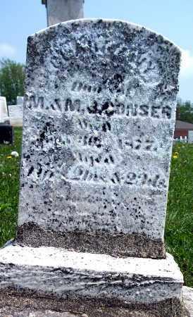 CONSER, CLARA MAY - Holmes County, Ohio | CLARA MAY CONSER - Ohio Gravestone Photos