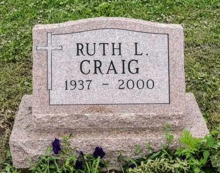 TROYER CRAIG, RUTH L. - Holmes County, Ohio | RUTH L. TROYER CRAIG - Ohio Gravestone Photos