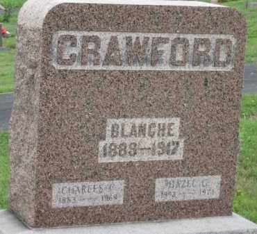 CRAWFORD, BLANCHE - Holmes County, Ohio | BLANCHE CRAWFORD - Ohio Gravestone Photos