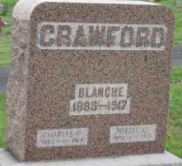 CRAWFORD, HAZEL C. - Holmes County, Ohio | HAZEL C. CRAWFORD - Ohio Gravestone Photos