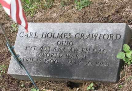 CRAWFORD, CARL HOLMES - Holmes County, Ohio | CARL HOLMES CRAWFORD - Ohio Gravestone Photos