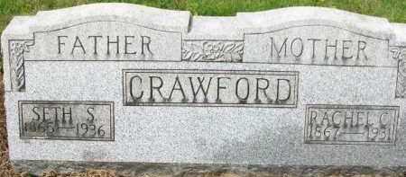 CRAWFORD, RACHEL C. - Holmes County, Ohio   RACHEL C. CRAWFORD - Ohio Gravestone Photos
