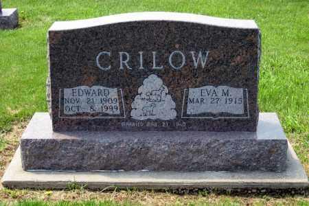 CRILOW, EVA M. - Holmes County, Ohio | EVA M. CRILOW - Ohio Gravestone Photos