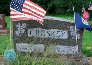 CROSKEY, ROBERT C. - Holmes County, Ohio   ROBERT C. CROSKEY - Ohio Gravestone Photos