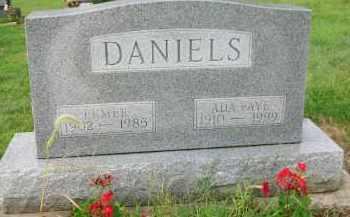 DANIELS, ADA FAYE - Holmes County, Ohio | ADA FAYE DANIELS - Ohio Gravestone Photos