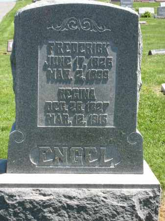 ENGEL, REGINA - Holmes County, Ohio | REGINA ENGEL - Ohio Gravestone Photos