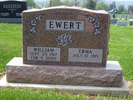 EWERT, ERMA - Holmes County, Ohio | ERMA EWERT - Ohio Gravestone Photos