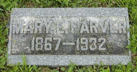 FARVER, MARY ELIZABETH - Holmes County, Ohio | MARY ELIZABETH FARVER - Ohio Gravestone Photos