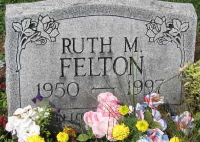 FELTON, RUTH M. - Holmes County, Ohio | RUTH M. FELTON - Ohio Gravestone Photos