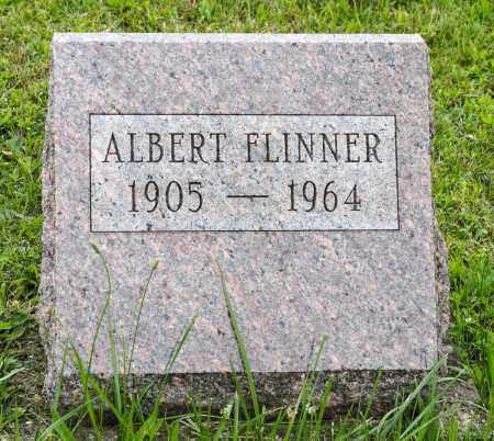 FLINNER, ALBERT - Holmes County, Ohio | ALBERT FLINNER - Ohio Gravestone Photos