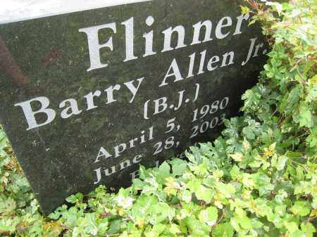 FLINNER JR., BARRY ALLEN - Holmes County, Ohio   BARRY ALLEN FLINNER JR. - Ohio Gravestone Photos