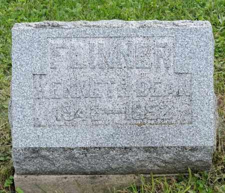 FLINNER, KENNETH DEAN - Holmes County, Ohio   KENNETH DEAN FLINNER - Ohio Gravestone Photos