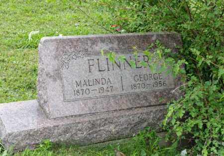 FLINNER, MALINDA - Holmes County, Ohio | MALINDA FLINNER - Ohio Gravestone Photos
