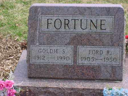 FORTUNE, GOLDIE S. - Holmes County, Ohio | GOLDIE S. FORTUNE - Ohio Gravestone Photos