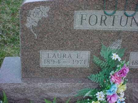 FORTUNE, LAURA E - Holmes County, Ohio | LAURA E FORTUNE - Ohio Gravestone Photos