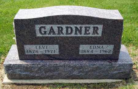 GARDNER, EDNA - Holmes County, Ohio | EDNA GARDNER - Ohio Gravestone Photos