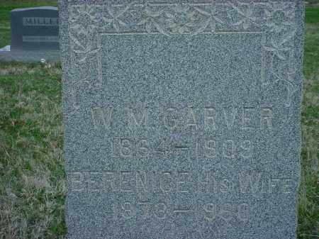 GARVER, WILLIAM MELVIN - Holmes County, Ohio | WILLIAM MELVIN GARVER - Ohio Gravestone Photos