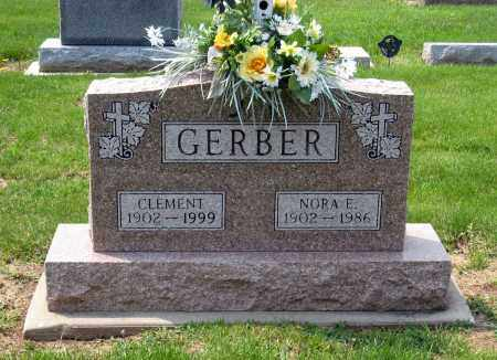GERBER, CLEMENT - Holmes County, Ohio | CLEMENT GERBER - Ohio Gravestone Photos