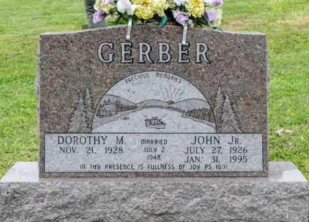 GERBER, JOHN - Holmes County, Ohio | JOHN GERBER - Ohio Gravestone Photos