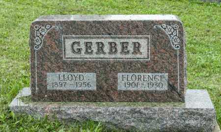 GERBER, FLORENCE - Holmes County, Ohio | FLORENCE GERBER - Ohio Gravestone Photos