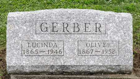 TROYER GERBER, LUCINDA - Holmes County, Ohio | LUCINDA TROYER GERBER - Ohio Gravestone Photos