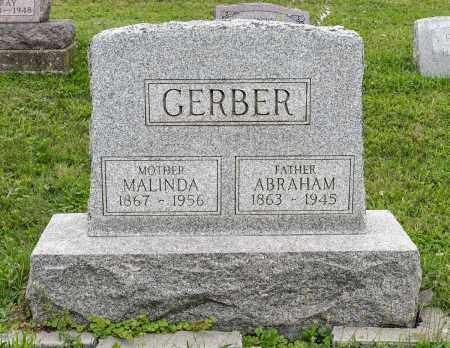 GERBER, ABRAHAM - Holmes County, Ohio   ABRAHAM GERBER - Ohio Gravestone Photos