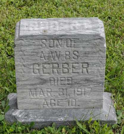 GERBER, ROBERT - Holmes County, Ohio | ROBERT GERBER - Ohio Gravestone Photos