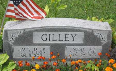 GILLEY, SUSIE JO - Holmes County, Ohio | SUSIE JO GILLEY - Ohio Gravestone Photos