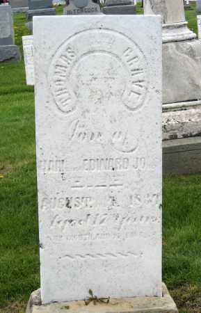 GRAVE, THOMAS - Holmes County, Ohio   THOMAS GRAVE - Ohio Gravestone Photos